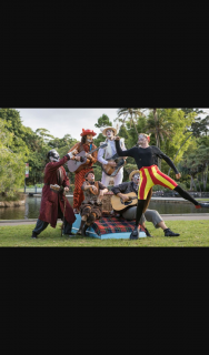 DanceLife – Win 2x Family Passes The Wind In The Willows In January 2021 at Sydney's Royal Botanic Gardens