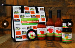 Dipper's Backyard BBQ Wars – Win a Sauce Prize Pack