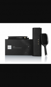 Female – Win a Ghd Gold Hair Straightener Gift Set (prize valued at $300)