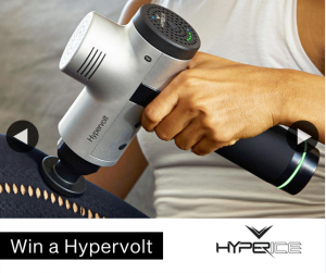 GC 50 Run Festival – Win Yourself a Hypervolt Massage Gun