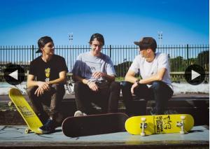 Guzman y Gomez – Win a Gyg Skateboard