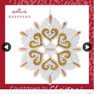 Hallmark Australia – Win this Stunning Ornament