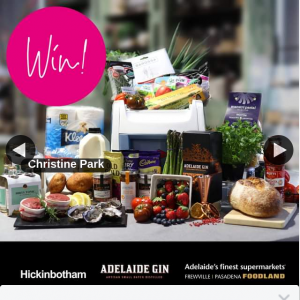 Hickinbotham – Win a South Australian Product Prize Pack