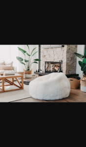 Huxford Grove – Win a Luxury Sheep Skin Bean Bag Worth $1250 😍😍 (prize valued at $1,250)