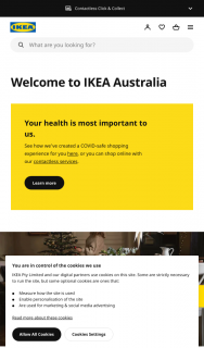 IKEA – Win One of Three Magical Gifts That Will Make Your Christmas Extra Special (prize valued at $5,200)