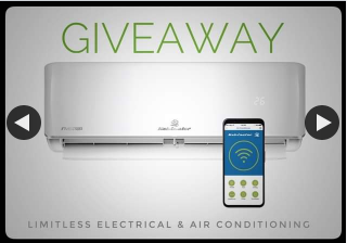 Limitless Electrical & Air Conditioning – Win a Kelvinator 2.5kw Reverse Cycle Split System