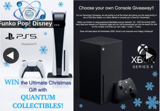 Quantum Collectibles – Win The Ultimate Christmas Gift With Quantum Collectibles