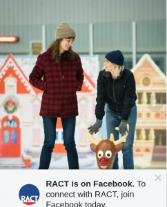 RACT – Win One of Five Double Passes to See Happiest Season