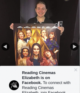 Reading Cinemas Elizabeth – Win a Double Pass to Misbehaviour