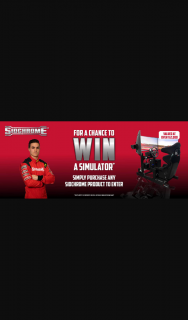 Sidchrome – Win a Sidchrome Simulator Valued at $12880 (prize valued at $12,880)