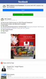 SKC Lawyers – Win $400 Worth of Goodies Must Collect In Person