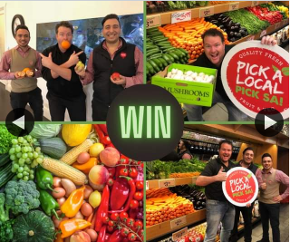 South Aussie With Cosi – Win One of Ten $50 Simply Fresh Fruiters Voucher (prize valued at $500)