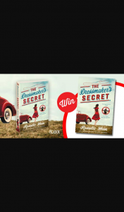 Stack magazine – Win a Copy of The Dressmaker's Secret Book