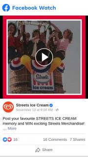 Streets Ice Cream – Win Streets Merchandise