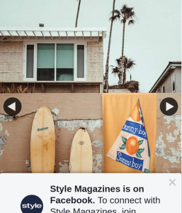 Style magazines – Win One of Four Eco Towels (prize valued at $316)