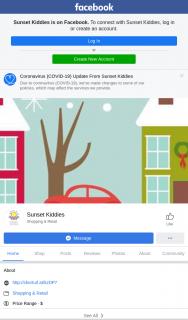 Sunset Kiddies – Win Craft Kit
