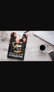 The Australian Plusrewards – Win a Signed Copy of General Sir Peter Cosgrove's Memoir (prize valued at $49.99)