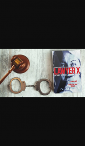 The Australian Plusrewards – Win 1 of 10 Copies of Lawyer X (prize valued at $349)