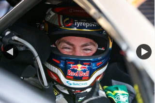 Tyrepower – Win 1 of 5 Hot Laps With The Red Bull Holden Racing Team