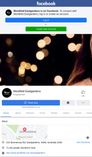 Westfield Eastgardens [Sydney] – Win 1 of 50 $20 Westfield Digital Gift Cards Thanks to Westfield Plus​ (prize valued at $1,000)