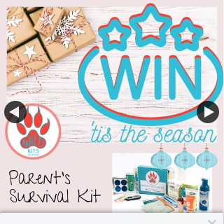 Wild Kits Australia – Win a Parent's Survival Kit So You Can Be Ready for an Adventurous Summer .. and Conveniently Find Those Band Aids When You Need Them