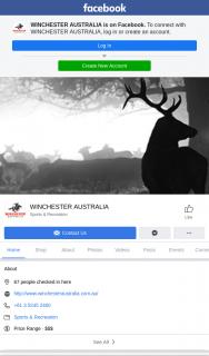 WINCHESTER AUSTRALIA – Win 2x Cz Prize Packs (prize valued at $400)