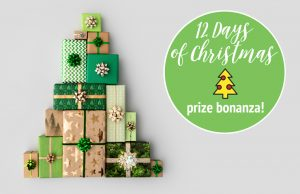 Babyology – 12 Days of Christmas – Win 1 of 12 prizes