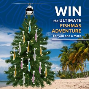 Million Dollar Fish – Win a trip for 2 to Darwin, NT valued at $5,000