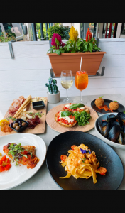 Adelady – Win an Incredible Italian Feast at Sapore Dolce for You and Your Bestie (prize valued at $250)