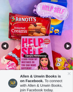 Allen & Unwin – Win One of Two Help Self Care Packages