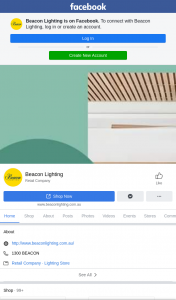 Beacon Lighting – Win Our Natura Plant Growth Led Light