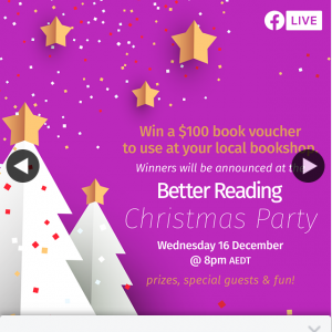 Better Reading Kids – Win a $100 Gift Voucher to Use at Your Local Bookshop