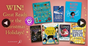 Better Reading Kids – Win One of 3 Gift Packs Containing All of These Fabulous Christmas Holiday Reads Tell Us The Title of Your Favourite Book to Read Together at Christmas and Why