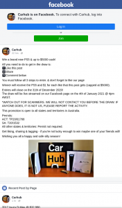 CarHub – Win a Brand New Ps5 & Up to $5000 Cash