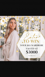 Esther & Co – Win The Grand Prize (prize valued at $3,000)