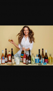 Female – Win a Sans Drinks Wine and Cocktail Pack Valued at $150.00. (prize valued at $150)