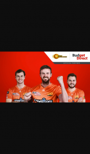 96FM – Win Tickets to See The Scorchers With Budget Direct