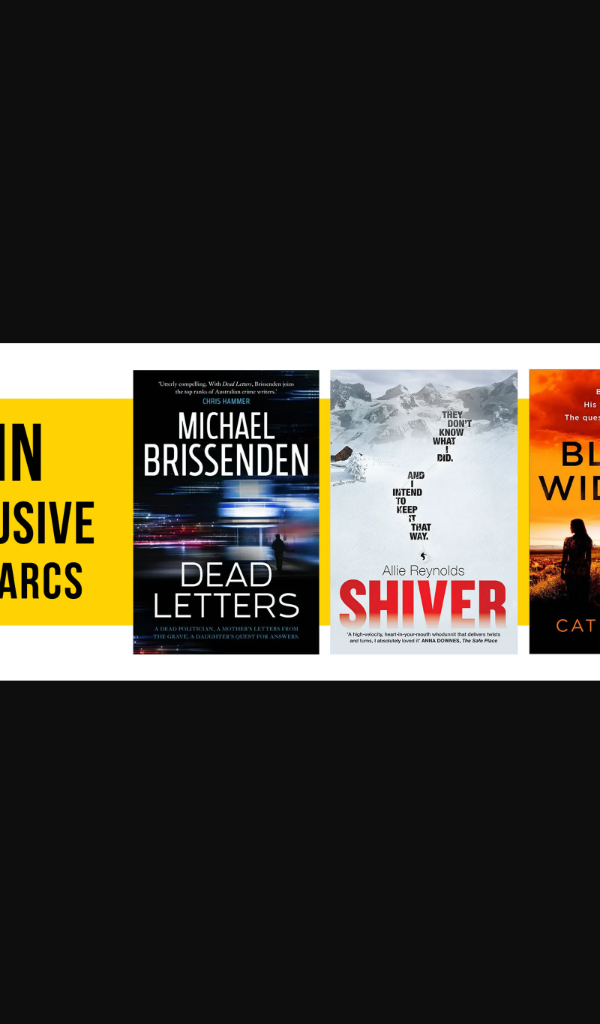 Download Hachette - Win a Pack of 2021 Thriller Arcs | Australian ...