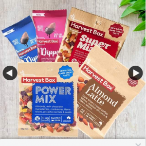 Harvest Box – Win One of Our Chocolate Mix Packs
