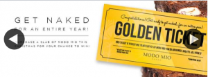 Modo Mio Naked – Win a Whole Years Supply Too