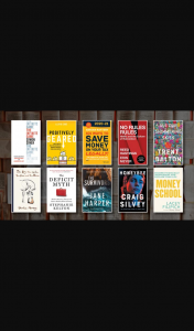 Money magazine – Win The Ultimate Summer Reading Pack