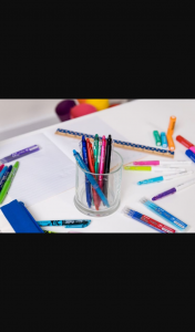 Mouths of Mums – Win 1 of 3 Pencil Cases Crammed With Frixion Pilot Pens for Back to School Worth $152.55 Each