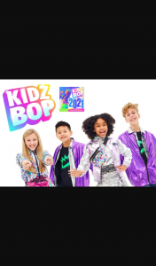 Mouths of Mums – Win One of Ten Copies of Kidz Bop 2021 Cds