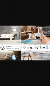 Mouths of Mums – Win Your Own Smart Home With an Awesome Bundle Pack From Connect