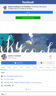 Quirky Cooking – Win 1 of 3 Gift Hampers (prize valued at $160)