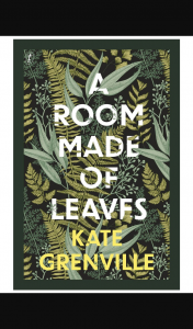 Salt magazine – Win a Signed Copy of a Room Made of Leaves