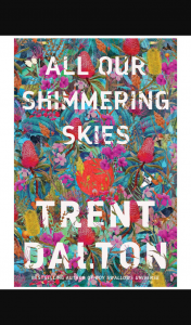 Salt magazine – Win a Signed Copy of All Our Shimmering Skies