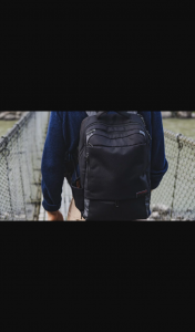 The Australian Plusrewards – Win One of Five Samsonite Marcus Eco Backpacks (prize valued at $219)