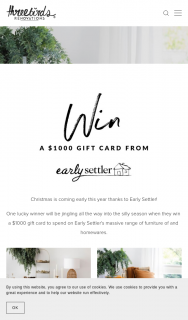 Three Birds Renovations – Win a $1000 Gift Card to Spend on Early Settler's Massive Range of Furniture of and Homewares