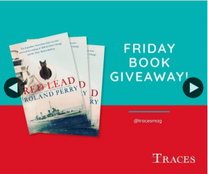 Traces magazine – Win One of Three Copies of Red Lead